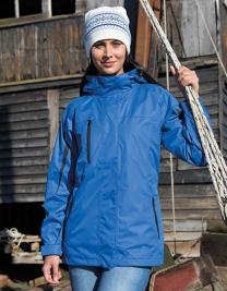 Ladies 3 in 1 Softshell Journey Jacket